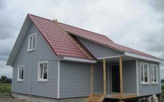 Экономное строительство дома своими руками
