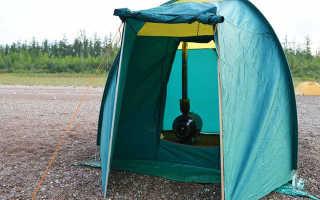 Мобильная баня палатка
