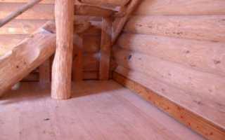 Как обустроить деревянные полы в частном доме