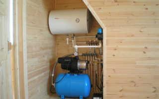 Как обустроить скважину в подвале дома