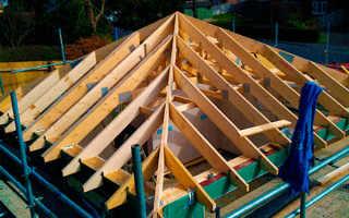 Чертежи шатровой крыши