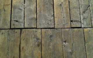 Способы выравнивания деревянного пола
