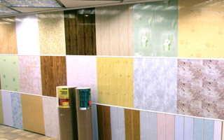 Толщина панелей пвх для стен в ванной