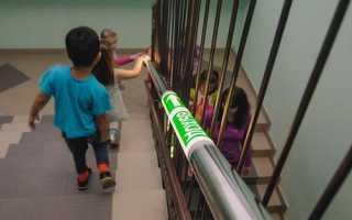 Забор для детского сада требования