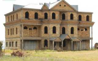 Как оформить незавершенное строительство в собственность