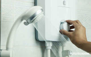 Почему бьет током от воды из водонагревателя
