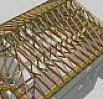 Как сделать расчет площади вальмовой крыши