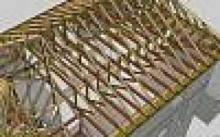 Калькулятор для расчета вальмовой крыши
