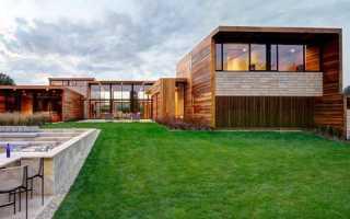 Чем лучше отделать фасад частного дома