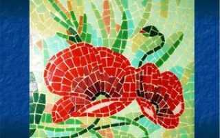 Краткое руководство по изготовлению мозаики своими руками