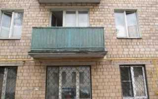 Дизайн маленьких балкончиков