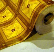 Как постелить линолеум на деревянный пол самому