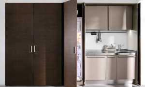 Как рассчитать фасады для встроенного холодильника