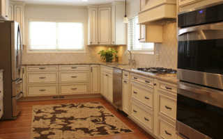 Кухонные ковры на пол