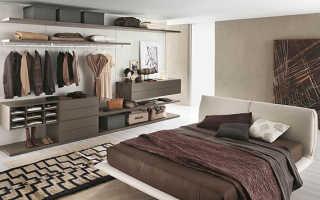 Как сделать гардероб