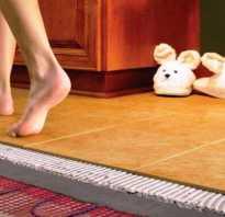 Как рассчитать теплый пол под плитку