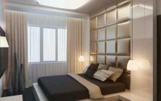 Дизайн спальни 16 м