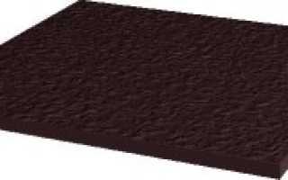 Можно ли делать наливной пол на плитку