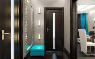 Оформление коридоров в квартире