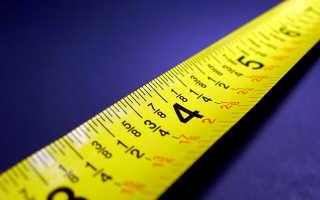Как рассчитать площадь пола в квадратных метрах