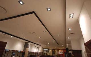 Как отделать потолок