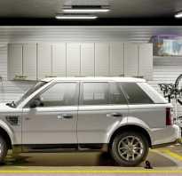 Размеры для гаража