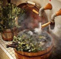 Как правильно запаривать пихтовый веник для бани