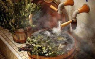 Как правильно замочить дубовый веник для бани