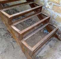 Лестницы в погреб