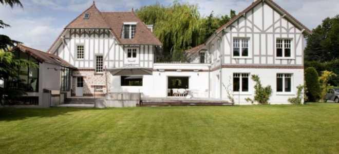 Варианты оформления фасадов домов
