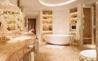 Декор для ванны