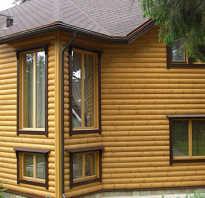 Блок хаус фото внешняя отделка