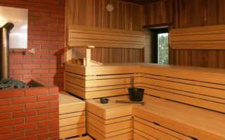Как построить полок в бане подробная инструкция