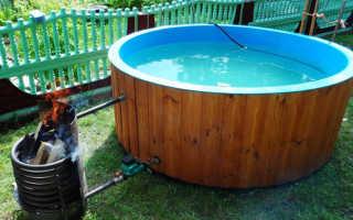 Теплообменник для бассейна своими руками