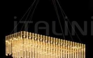 Итальянские светильники и люстры