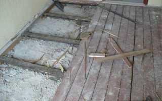Способы ремонта деревянных полов в квартире