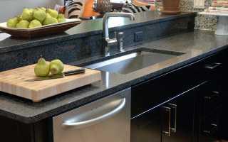 Кухонные мойки в интерьере фото