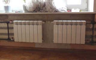 Схемы отопления в квартире