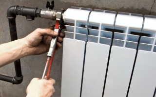 Схема установки радиаторов отопления в квартире