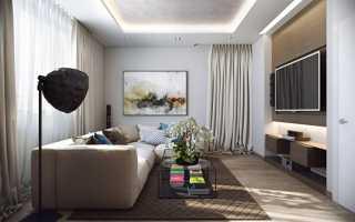Дизайн комнаты 12 кв