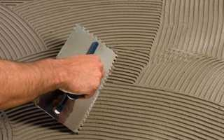 Как приклеить отпавшую плитку на старое место