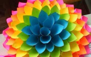 Бумага для бумажных цветов