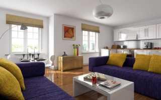 Дизайн гостинной комнаты 19 кв м