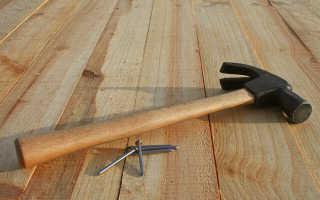 Скрипят деревянные полы что делать не разбирая