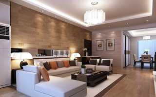 Интерьеры зала в квартире