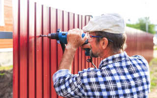 Как сделать забор из лозы своими руками