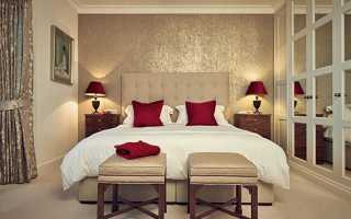 Как выбрать цвет обоев для спальни