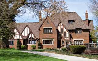 Кирпичные фасады домов фото