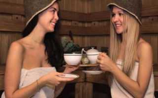 Чай в баню как сделать