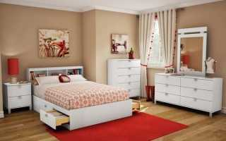 Спальня для девочек подростков